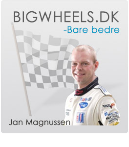 Jan Magnussen like Bigwheels