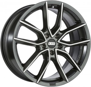 BBS XA Night Fever Black Diamond Cut 2