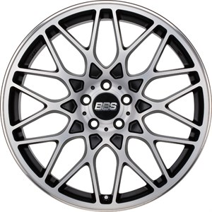 BBS RX-R Matt Sort Diamond Cut