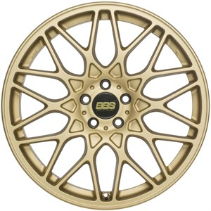 BBS RX-R Special Gold Edition