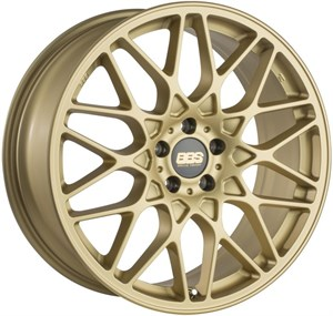 BBS RX-R Special Gold Edition 2