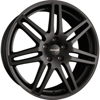 WHEELWORLD WH01 MATT BLACK