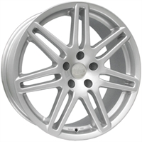 WHEELWORLD WH01 SILVER