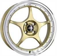 IA RACE S181 GOLD - POL  LIP