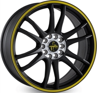 KT12 RACING MB YELLOW LIP