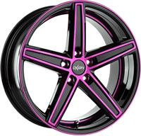 18 CONCAVE PINK POL