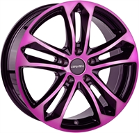5 ARROW PINK POL