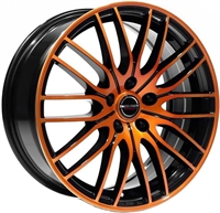CW4 BLACK ORANGE GL