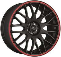 KARIZZMA PURESPORTS - COLOR TRIM RED