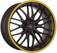VOLTEC T6 PURESPORTS - COLOR TRIM YELLOW