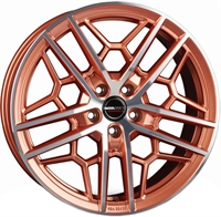 GTY COPPER POLISHED