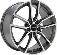 GMP BADEN S310 MAT ANTHRACITE POLISHED